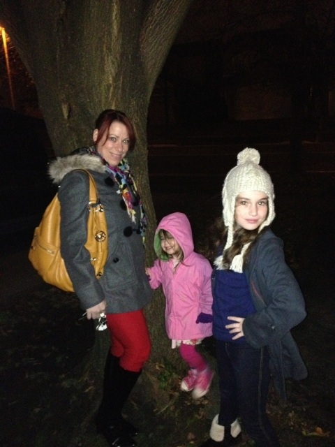 Testing formatting…me and my girls